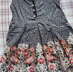 Pakistani toddler dress size 24 (2-3years old)